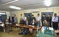 Ethics workshop held at UNMOGIP