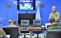 UNMOGIP briefs military attaches