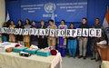 International Women's Day at UNMOGIP