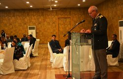 CMO / HOM Addressing to 70 Years Marking of UNMOGIP efforts for peace in subcontinent